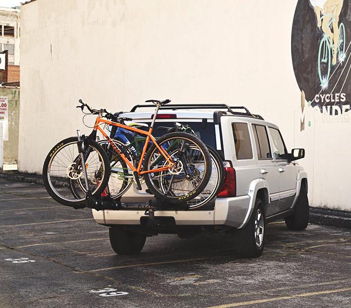 transfer hitch rack kuat racks bike