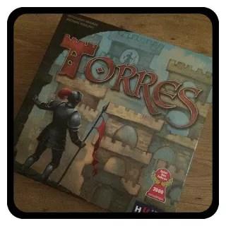 Torres gra planszowa