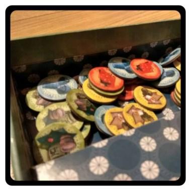 Kupcy z Osaki_żetony