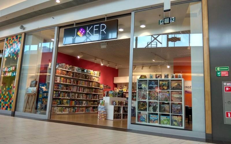 Sklep Joker_sklep z grami planszowymi