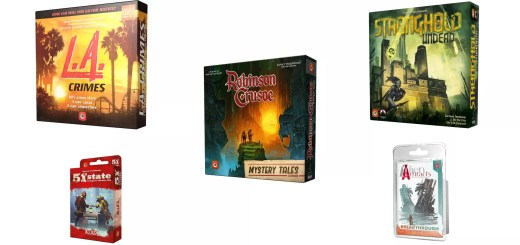 Plany Portal Games