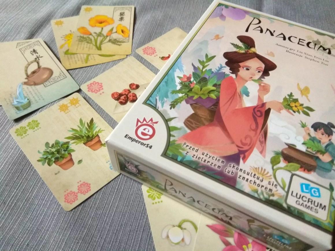 Pudełko i karty