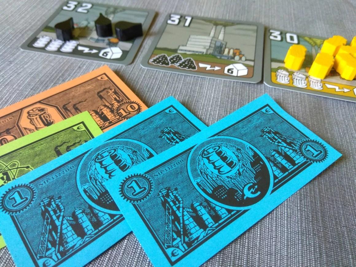 Fabryki i pieniądze
