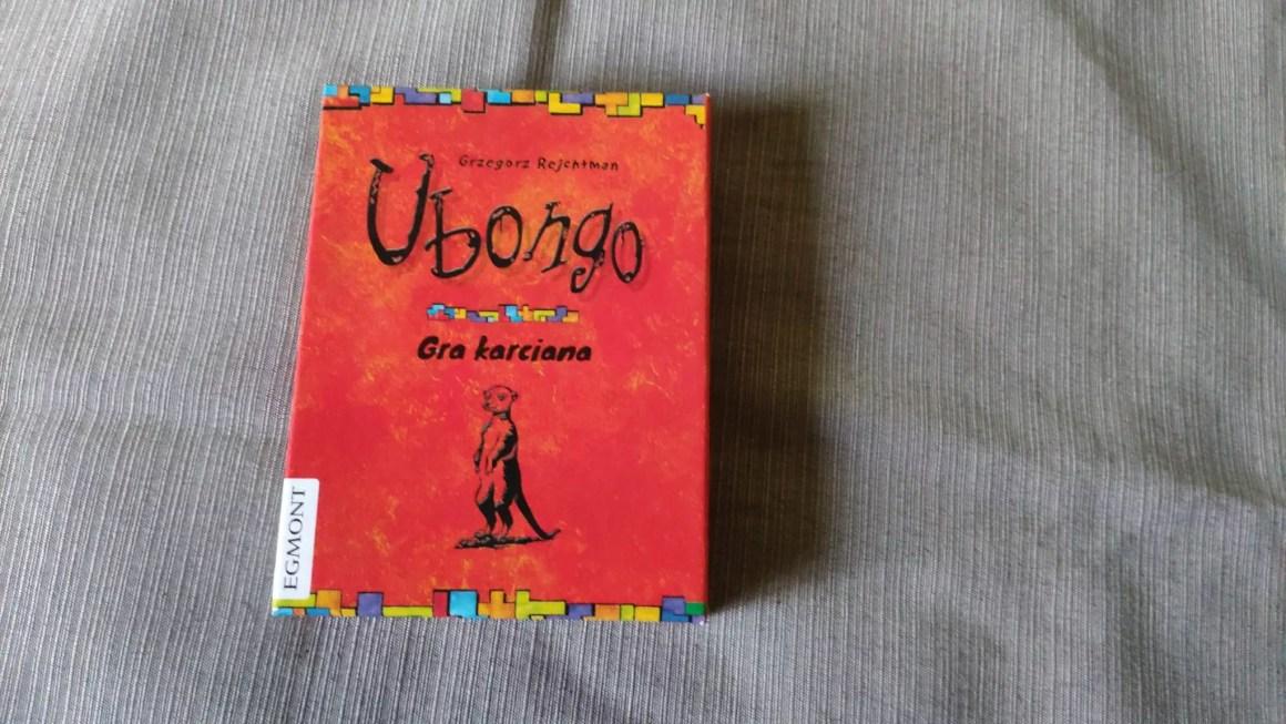 Ubongo: Gra karciana