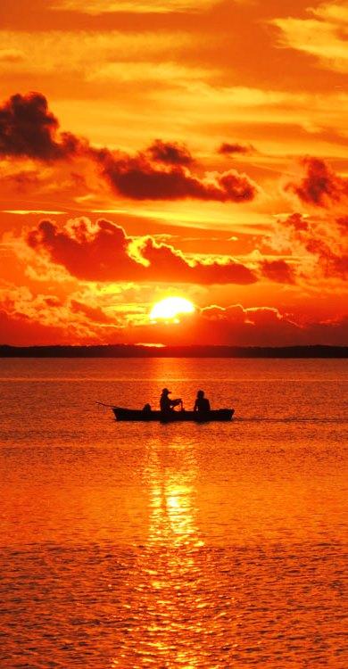 Sonnenaufgang, Kuba, Isabela del Sagua
