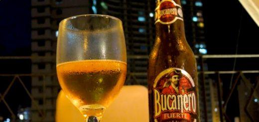 Bucanero in der Flasche