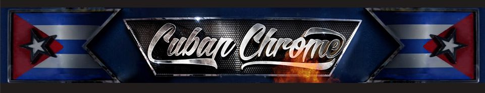 Cuban-Chrome-Banner von DMAX
