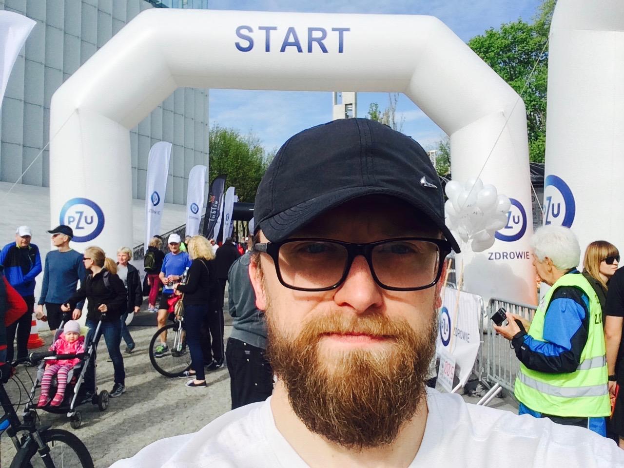 Maraton Lublin Start