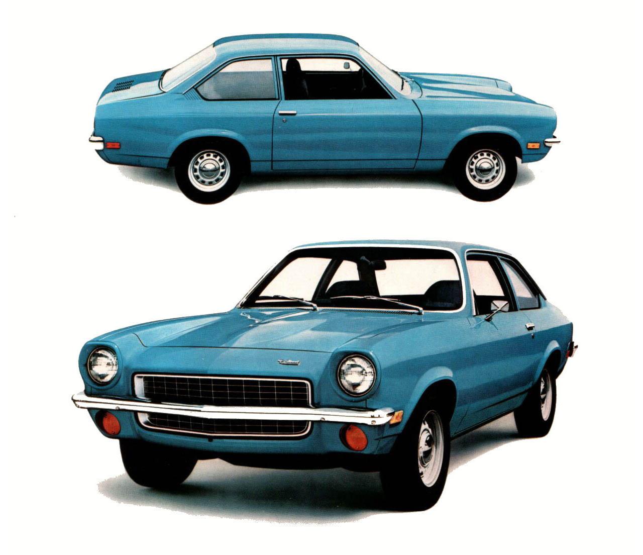 1971-77 Chevrolet Vega