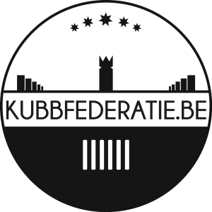 Logo of the Belgian Kubbfederation