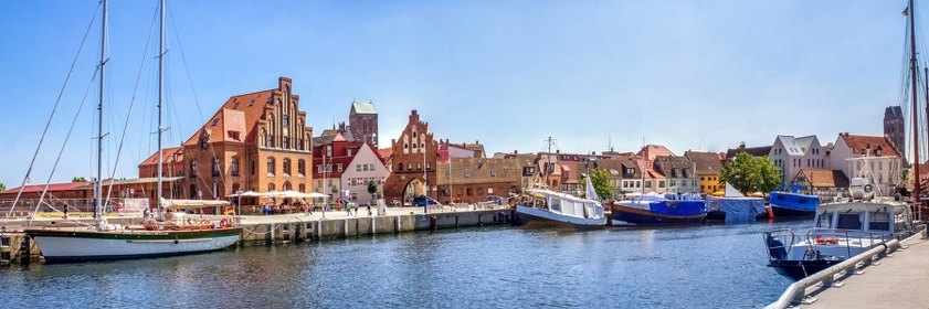 Wismar City Harbor