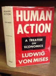 Image result for ludwig von mises human action