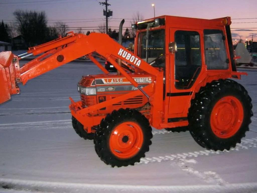 hight resolution of kubota manual kubota l4150dtn tractor master parts manual
