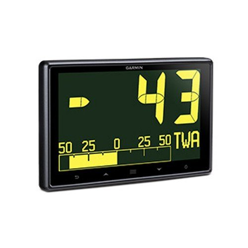 Garmin GNX 120 Display standard 7 inch LCD