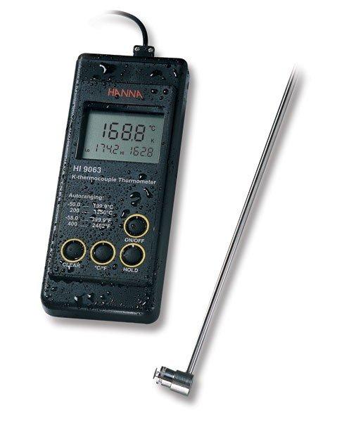 Hanna HI 9063 Thermometer