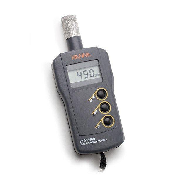Hanna HI 93640 Thermo-Hygrometer