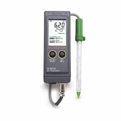 Hanna Hi 1292D pH Meter