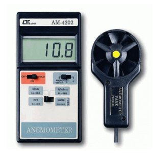 Lutron AM-4202 Portable Anemometer