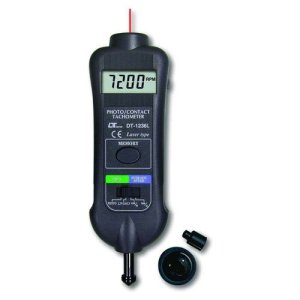 Lutron DT 1236L Laser Photo-Contact Tachometer