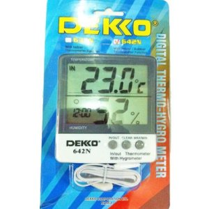 Dekko 642N Digital Thermohygrometer