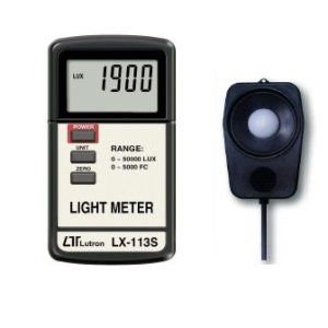 Lutron LX-113s Light Meter
