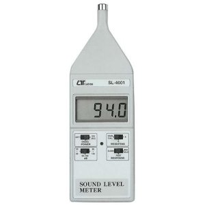 Lutron SL 4001 Sound Level Meter