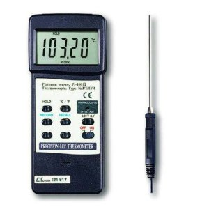 Lutron TM-917 Precision Thermometer