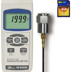 Lutron VB-8206SD Vibration Meter