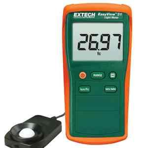 EXTECH EA31 Digital Light Meter
