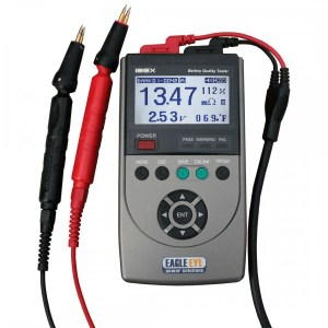 Eagle Eye IBEX-EX Portable Resistance Battery Tester