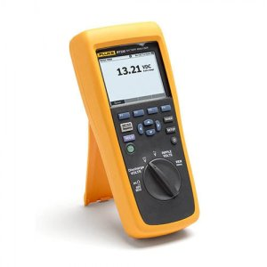 Fluke 500 Series [FLUKE-BT520] Basic Battery Analyzer 600VDC & Intelligent Probe Set W/ Extender (No Temp Sensor)