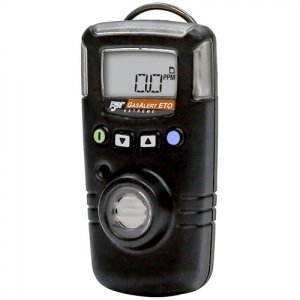 BW Technologies GasAlert Extreme [GAXT-N-DL-B] Single Gas Detector Nitric Oxide (NO), 0-250 Ppm