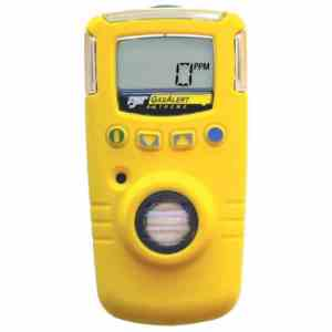 BW Technologies GasAlert Extreme [GAXT-N-DL] Single Gas Detector Nitric Oxide (NO), 0-250 Ppm