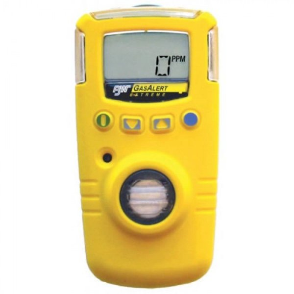 BW Technologies GasAlert Extreme [GAXT-P-DL] Single Gas Detector Phosphine (PH3), 0 To 5ppm