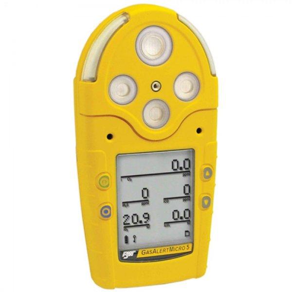 BW Technologies GasAlert Micro 5 Gas Detector