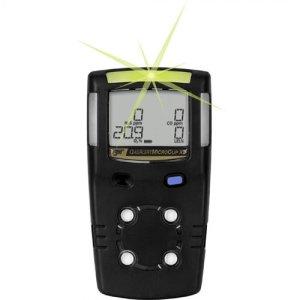 BW Technologies GasAlert MicroClip X3 [MCX3-00HM-B-NA] 2-Gas Detector, Hydrogen Sulfide (H2S), Carbon Monoxide (CO)
