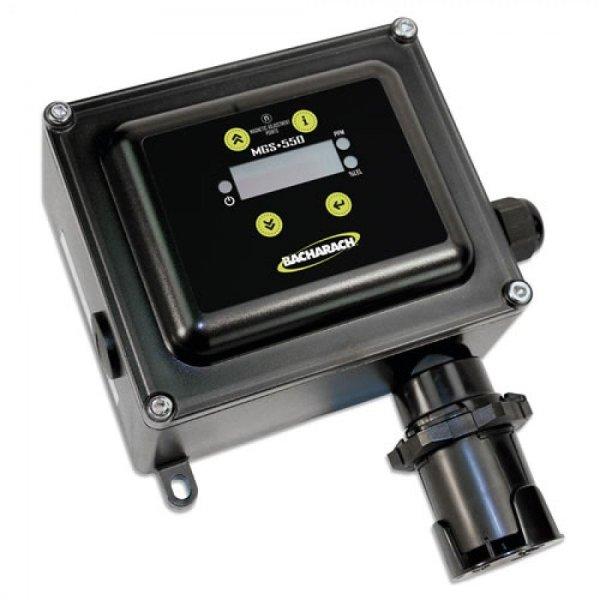 Bacharach MGS-550 [6600-8019] Gas Transmitter, IP66, NH3, 0-100 Ppm