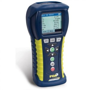 Bacharach PCA3 275 [0024-8452] Portable Combustion Analyzer With O2, CO Low-Range, NO, SO2 And Reporting Kit