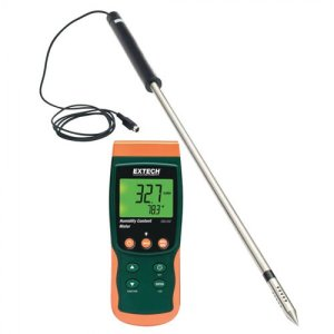 Extech SDL550-NIST Humidity Content Meter/Datalogger With NIST Calibration