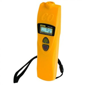 General DCO1001 Carbon Monoxide (CO) Meter