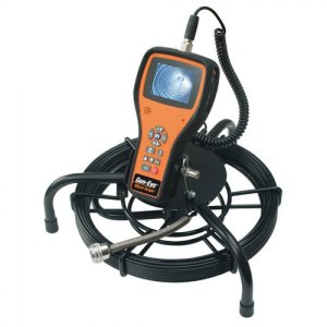 General Pipe Cleaners Gen-Eye GM-G Sewer Camera Micro-Scope Hand-Held Command Module