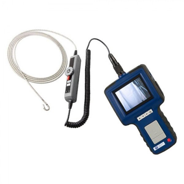 PCE Instruments PCE-VE 355N3 Inspection Camera 2-Way Articulating 4.5 Mm W/ 3m Cable