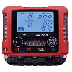 RKI Instruments GX-2009 Three Gas Monitor