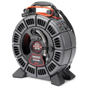 Ridgid SeeSnake RM200A [42348] Camera System, With D2A Drum