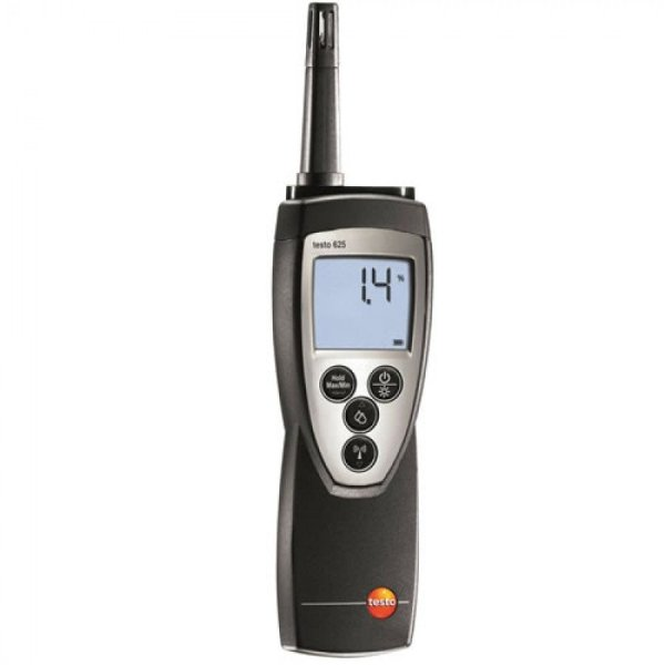 Testo 625-KIT [400563 6251] Thermo-Hygrometer Remote Probe Kit