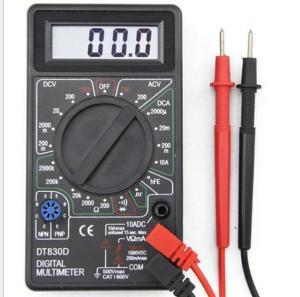 Amperemeter AC