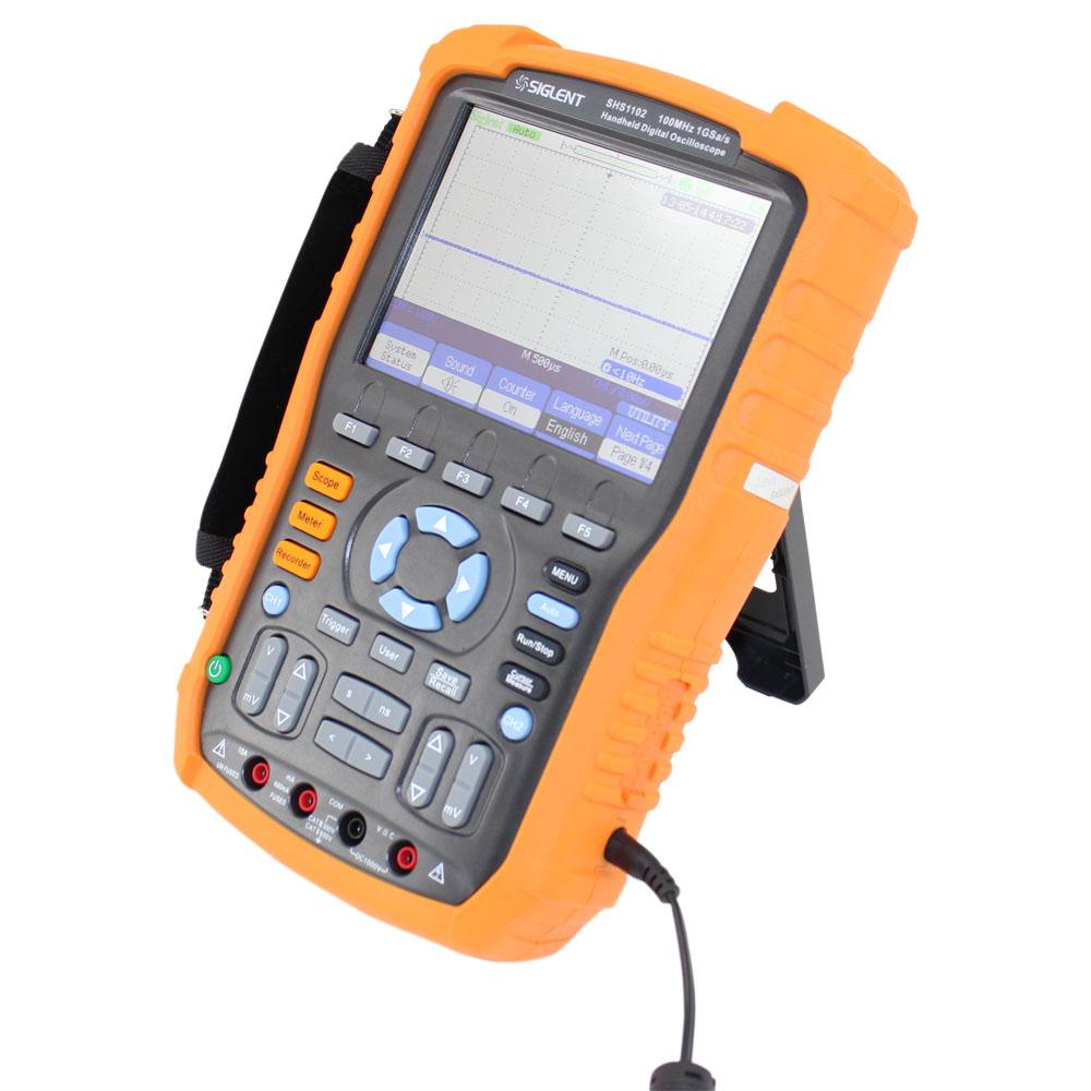 Jual SIGLENT SHS1062 Handheld Oscilloscope Harga Murah - Garansi Resmi
