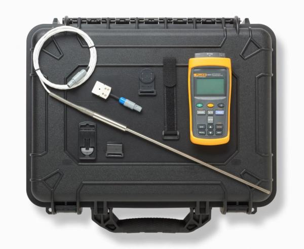 FLUKE 1523/ 1524 REFERENCE THERMOMETERS