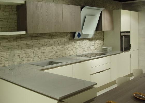 Okite Piano Cucina - Idee per la progettazione di decorazioni per la ...