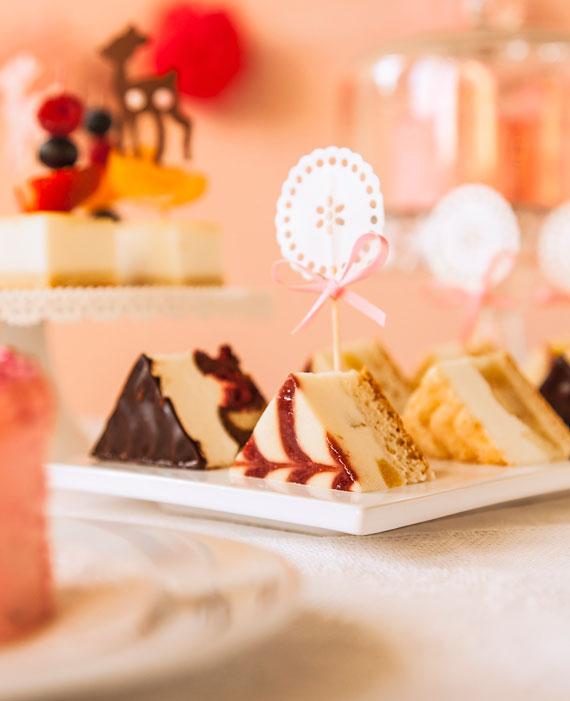 Se Partyhppchen  Partykuchen Fingerfood Kuchen Rezepte